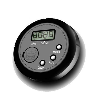 Shake Weight搖擺鈴專用電子計數器