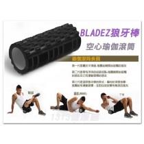 【1313健康館】BLADEZ 狼牙棒滾輪 空心瑜珈滾筒 / 瑜珈柱 / 平衡棒 / 滾輪棒 / 舒壓棒
