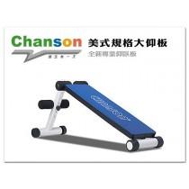 【1313健康館】Chanson 強生CS-8039 全新美式大型仰臥起坐訓練架