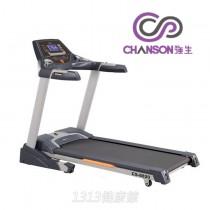 【1313健康館】Chanson強生 CS-8820 電動跑步機 送CS-1080X立式健身車+跑步機地墊