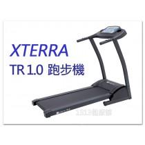 【1313健康館】XTERRA 跑步機 TR 1.0  全新公司貨 專人到府安裝